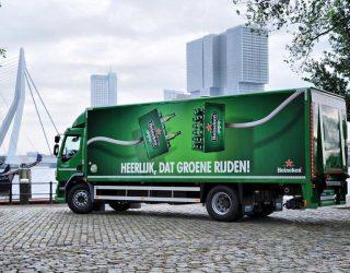 De strijd tussen de elektrische vrachtwagens is begonnen