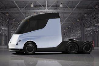De Semi Vrachtwagen van Tesla: Kunnen we de hype geloven?