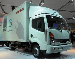 Elektrische vrachtwagens houden het schoon
