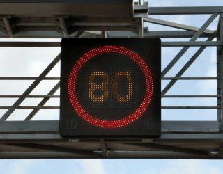 De Fransen zijn niet blij met een verlaging van de maximumsnelheid