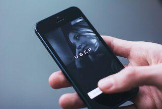 Uber: De banen van chauffeurs zouden veilig moeten zijn