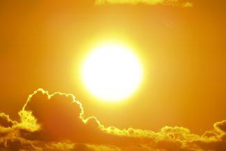 Het is schokkend om te zien wat 28 jaar zonneschade kan doen