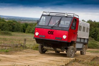 Het eerste vrachtwagen bouwpakket ter wereld