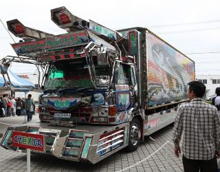Dekotora: onderdeel van de subcultuur van het vrachtvervoer