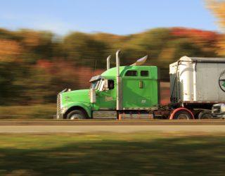Euro vrachtwagenchauffeur geeft opinie over Amerikaanse vrachtwagenchauffeur