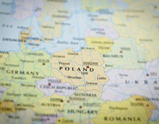 Verbod op vrachtwagenchauffeurs in Polen