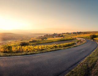 5 van de vreemdste wegen waar je op kunt rijden