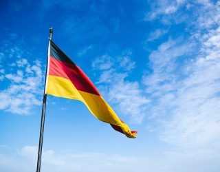 's Werelds eerste geëlektrificeerde rijbaan in Duitsland