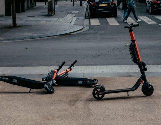 De invasie van de e-scooter
