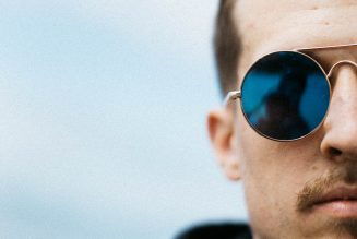 Draag een zonnebril, blijf veilig