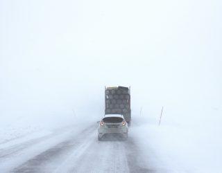 7 veiligheidstips voor vrachtwagenvervoer in de winter