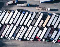 Onderzoek toont een pandemisch effect aan op de omzet van het wegtransport