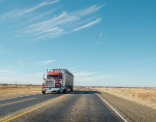 Wegrestaurants gesloten voor vrachtwagenchauffeurs