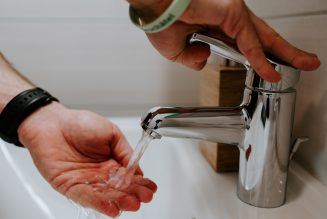 Vrachtwagenchauffeurs worden geweigerd om hun handen te wassen