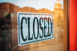Restaurants en truckstops gesloten