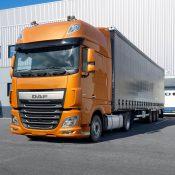 Vrachtwagen met 2 miljoen kilometer op de teller