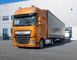 De productie van DAF-vrachtwagens wordt in Europa hervat