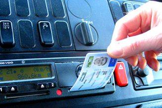 Soms is vrijstelling mogelijk voor verplichting gebruik digitale tachograaf